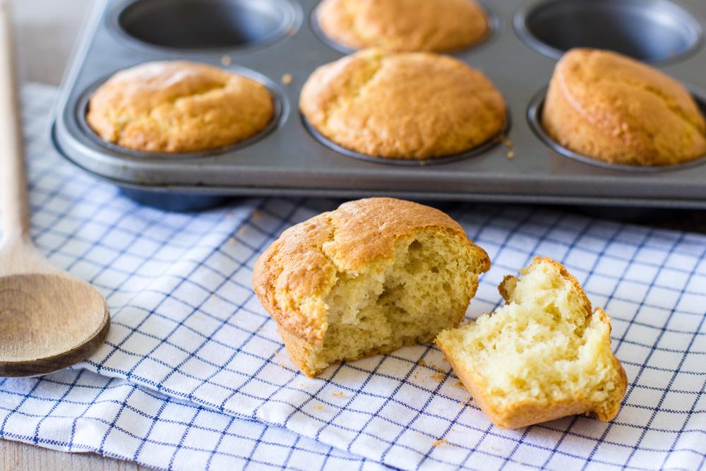 Basisrecept muffins