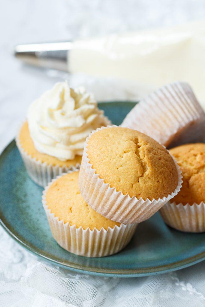 basisrecept muffins zelfrijzend bakmeel