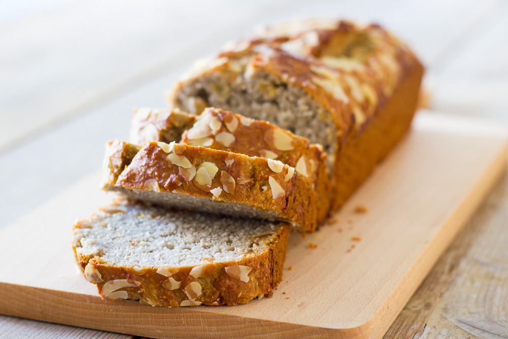 Healthy bananabread!