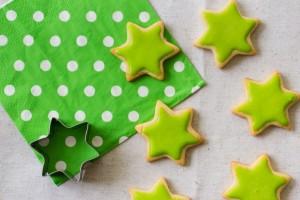 Basisrecept: koekjes met glazuur