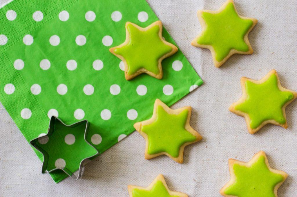 Basisrecept: vormvaste koekjes met glazuur