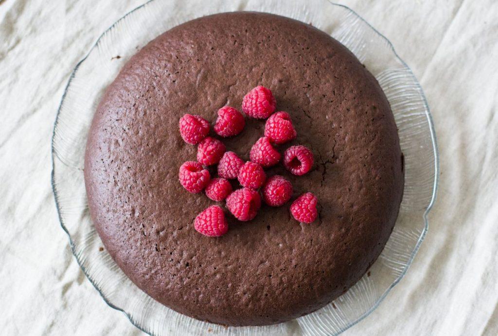 Uitgelezene Lactose- en glutenvrije chocoladetaart - Zoetrecepten CW-97