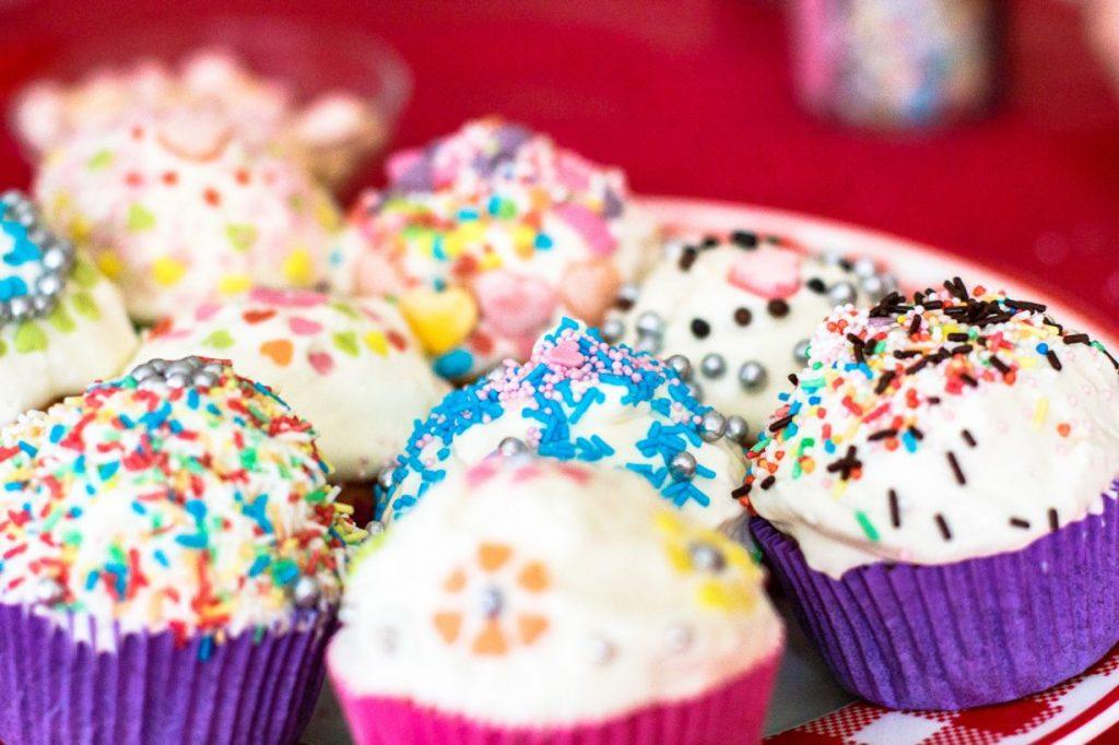 Cupcake en muffin: het verschil