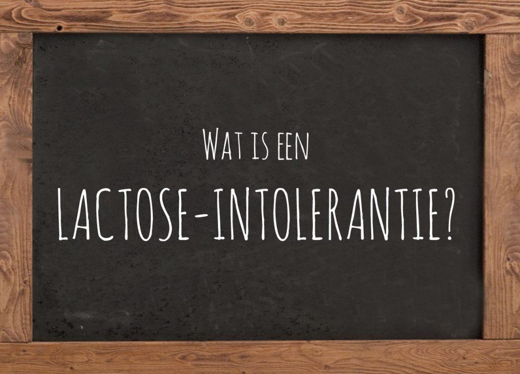 Wat is een Lactose Intolerantie