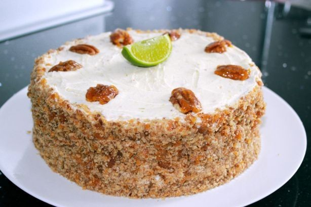 genoise taart Mojito Genoise taart   Zoetrecepten genoise taart