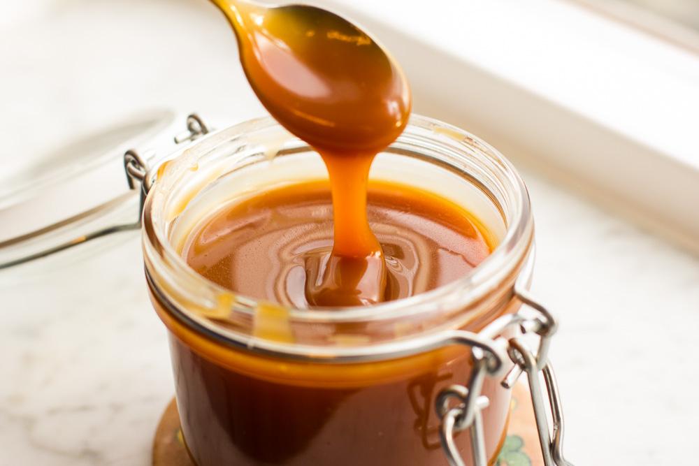 zelf caramel maken