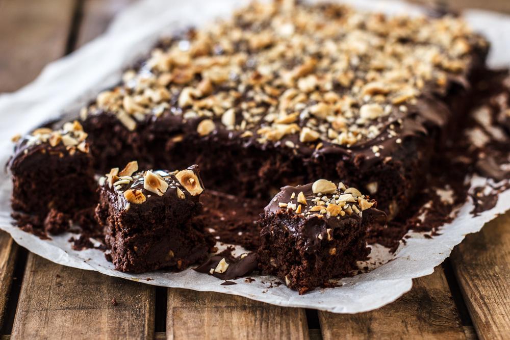 Wonderbaar Gezonde brownies: glutenvrij, suikervrij, vetvrij én lactosevrij RV-84