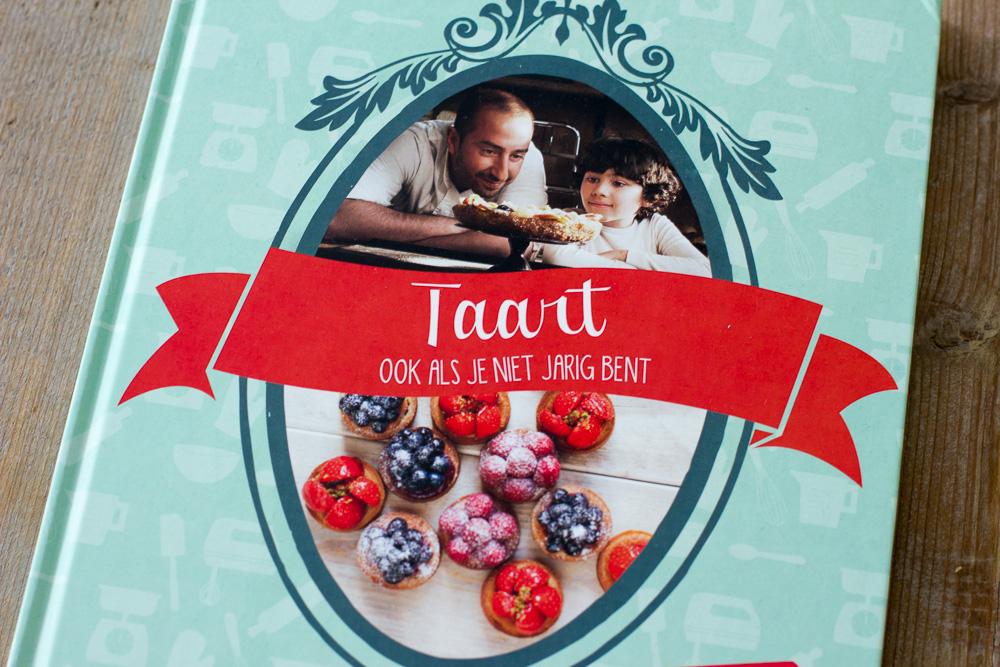 review bakboek familieserie taart