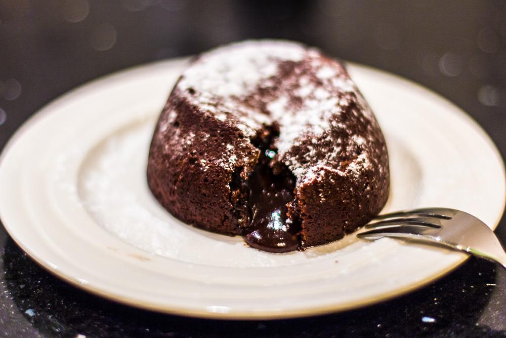 Perfect dessert: molten lava cakes - Zoetrecepten