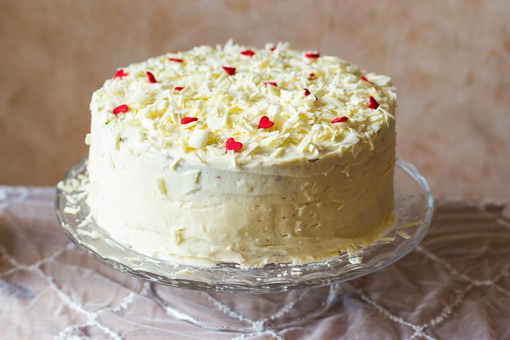 De ultieme red velvet cake