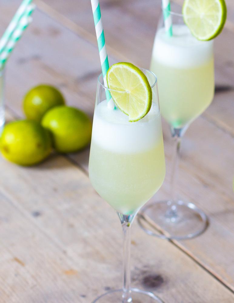 Easy Sgroppino van citroensorbetijs