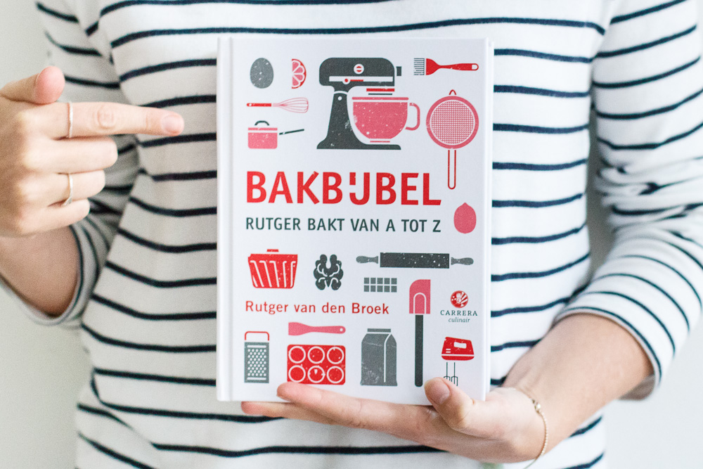 WINNEN! 2x Bakbijbel – Rutger bakt van A tot Z
