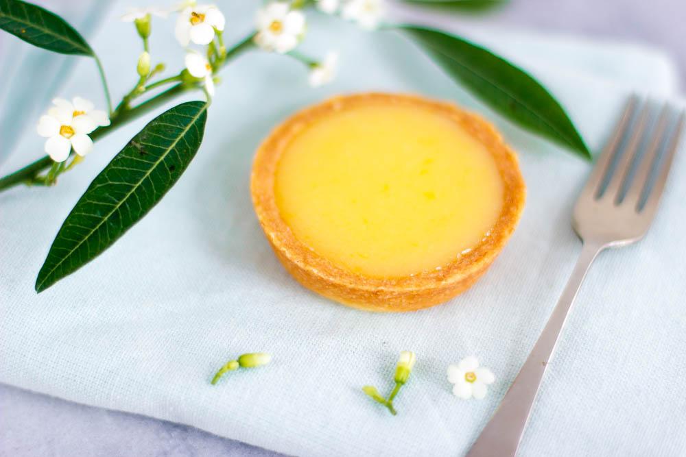 Klassieke tarte au citron