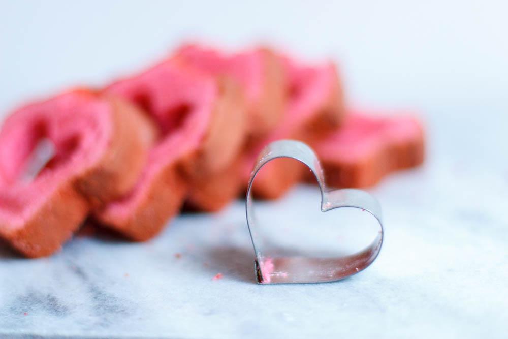 Kiekeboe Valentijnscake