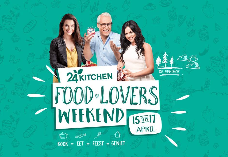 Weekend inspiratie: Foodfestivals in 2016