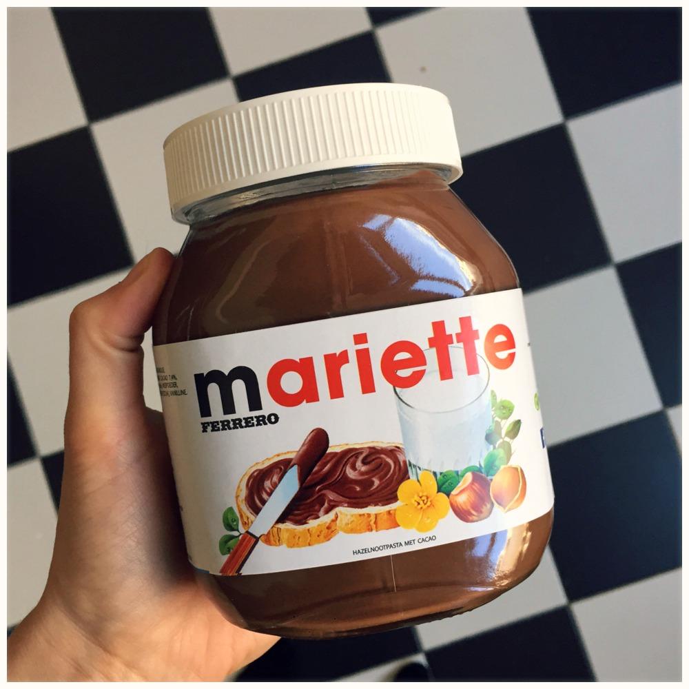 1 Nutella