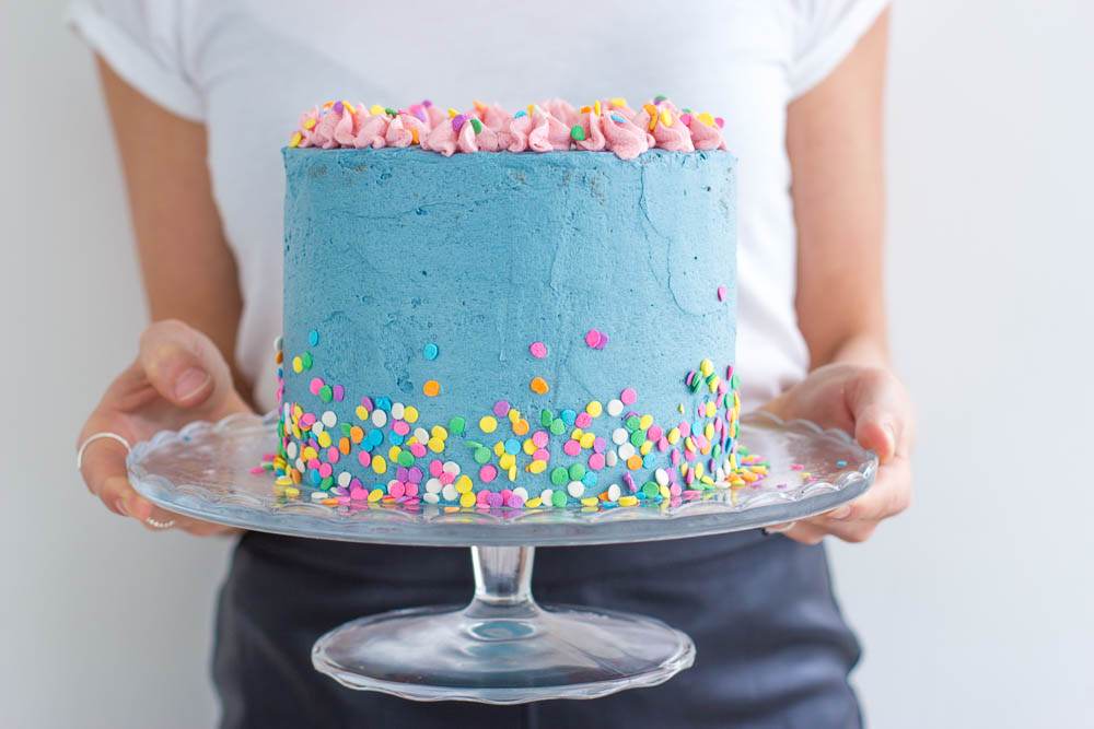 basis taart recept