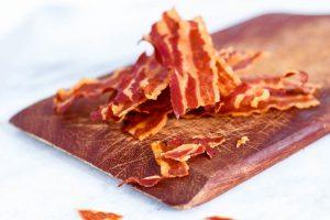 Zo maak je knapperige bacon