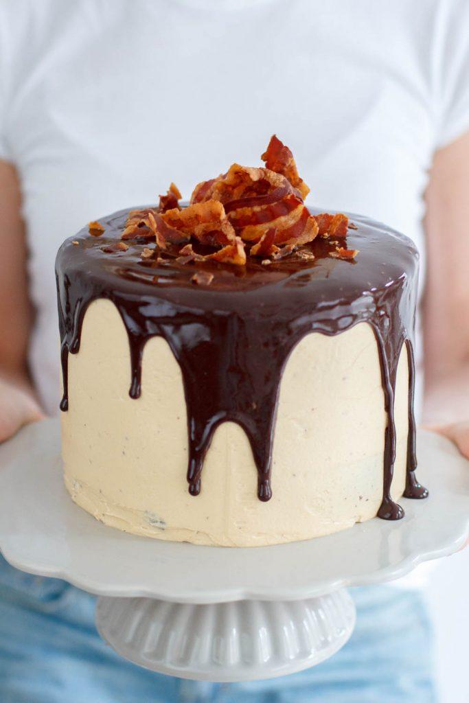 Crisp that birthday pie