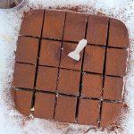 Sinterklaas truffelcheesecake
