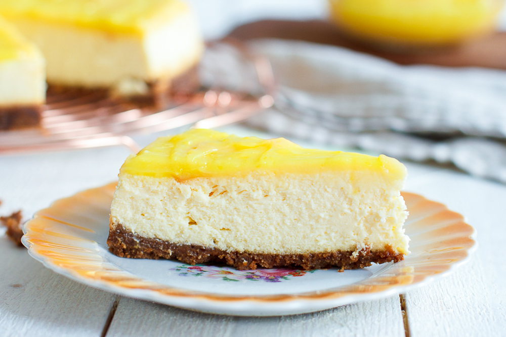 Zo bak je de perfecte cheesecake