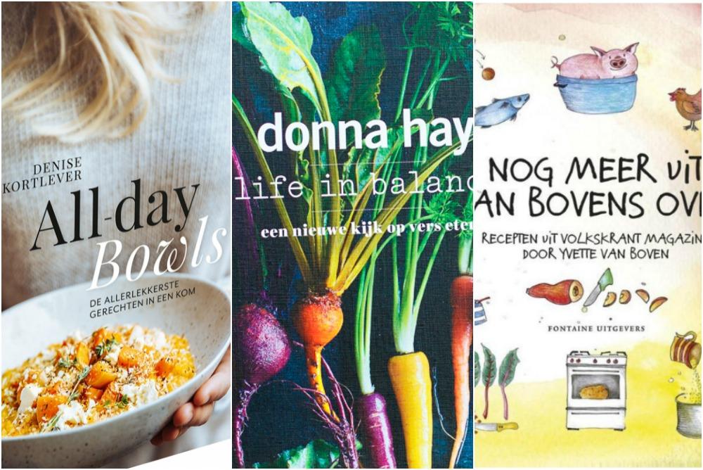 KERST TIP: Favo kookboeken najaar 2016