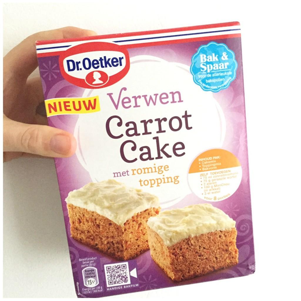 Verwen Carrot Cake