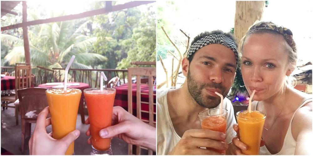 Fruitdrankjes