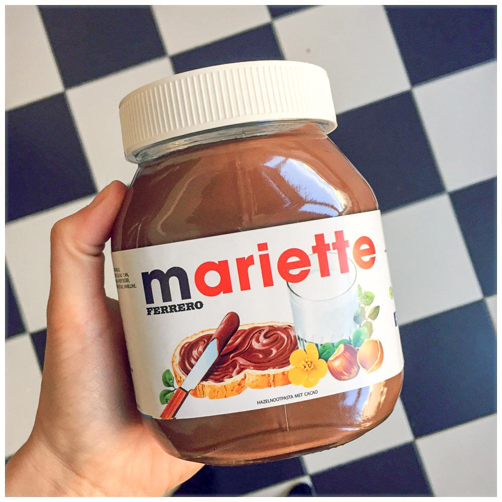 1-Nutella