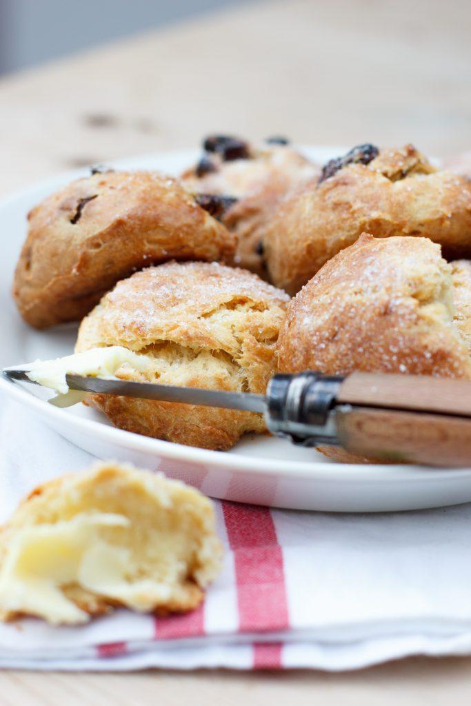 Stevige scones