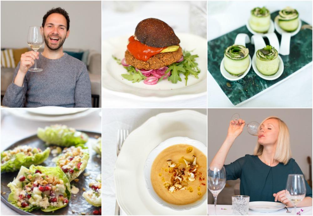 Vegan challenge food diary #week2