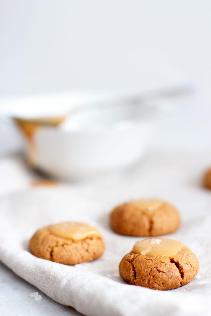 Chewy karamelmoppen