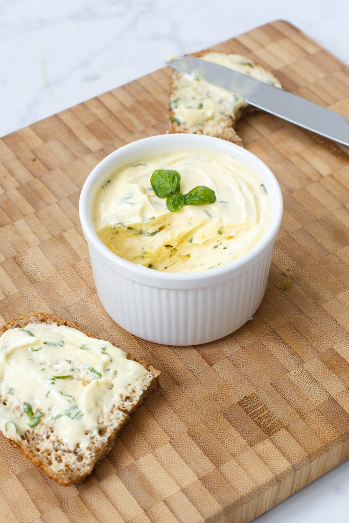 Zo maak je margarine