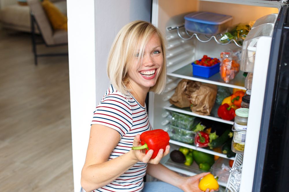 Veganize je koelkast