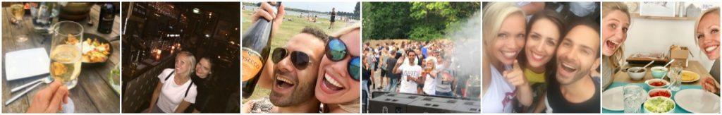 Festivals en feestjes