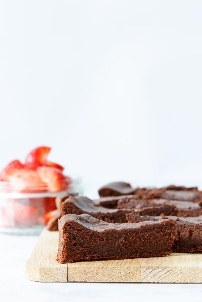 De makkelijkste chocoladetaart ever