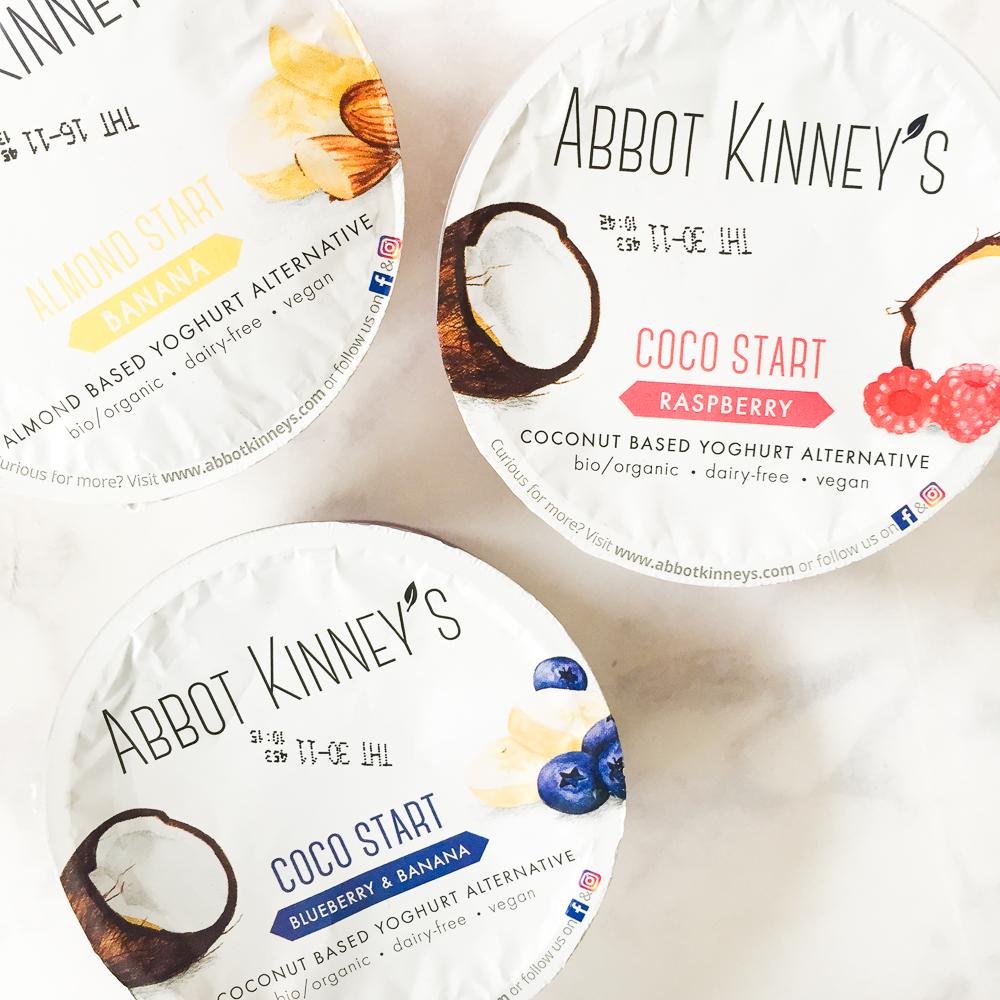 Nieuwe smaakjes Abbot Kinney's