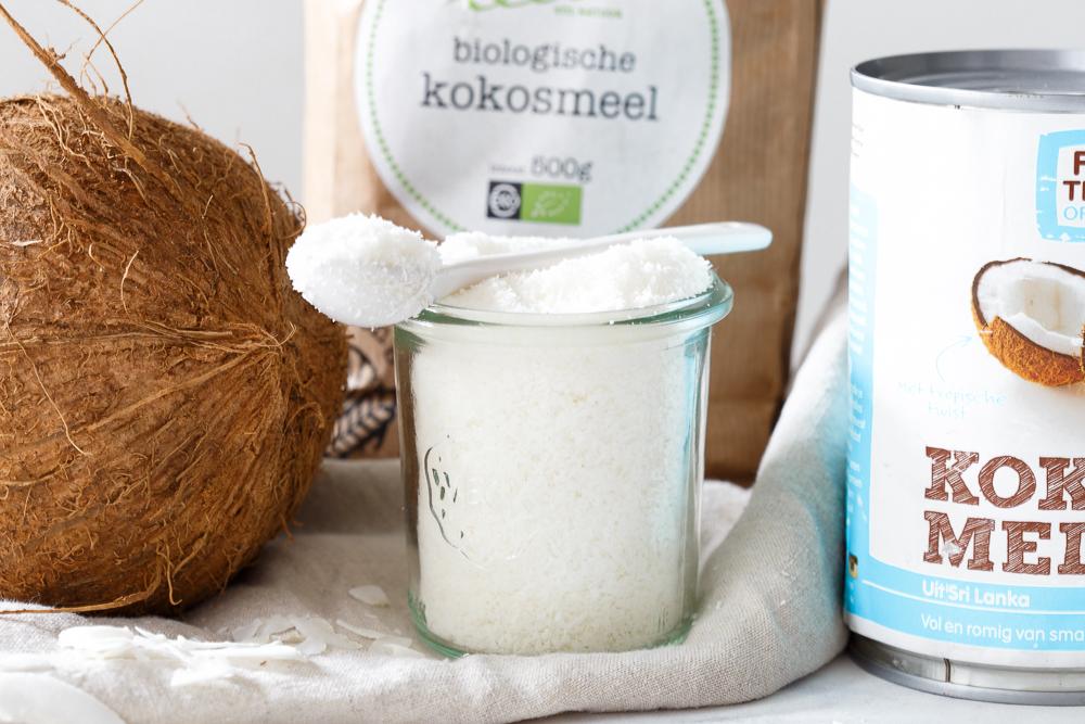 Bakken met kokos