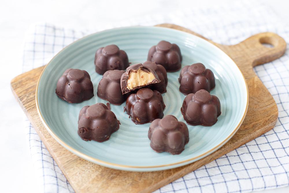 Nuttylicious bonbons