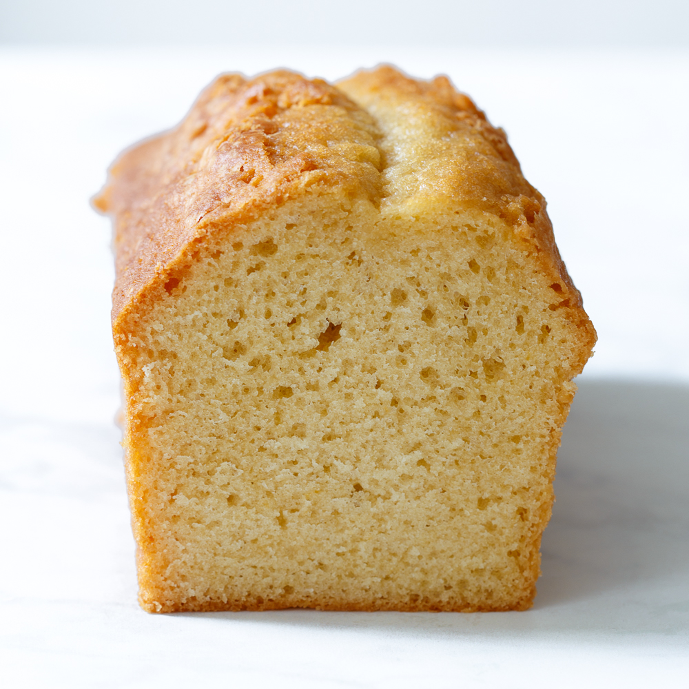 Vloeibare olie cake