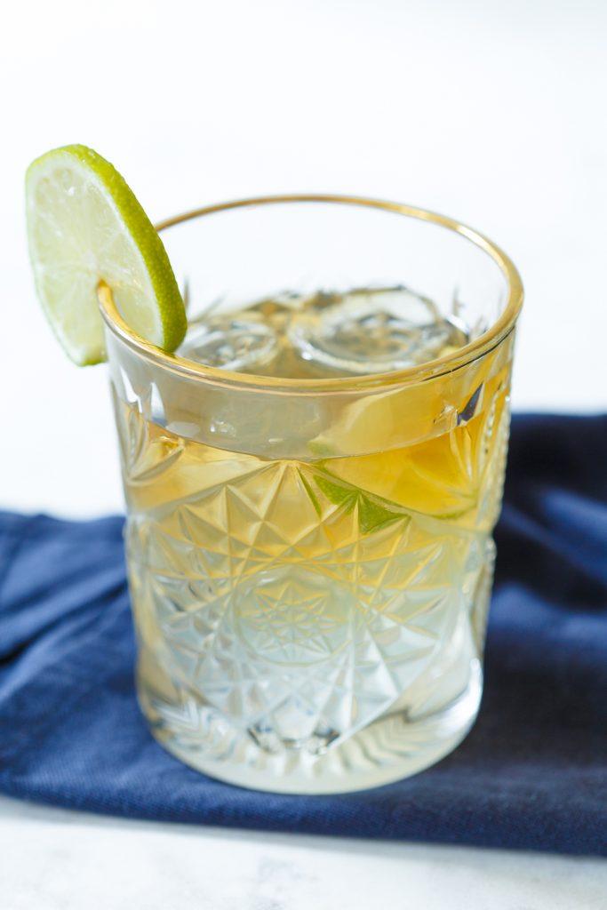 cocktail dark 'n stormy