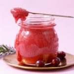 cranberry lemon curd