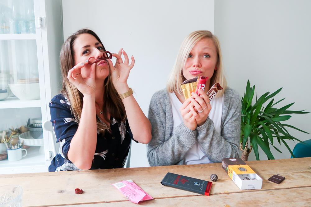 SMAAKTEST VIDEO: suikervrije snacks en snoep