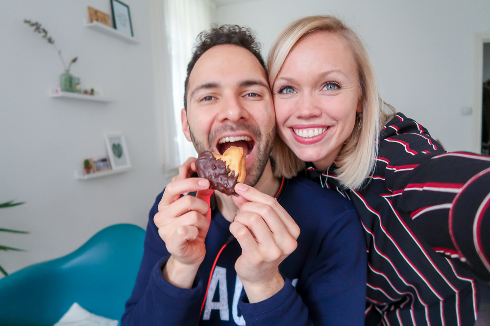 vegan valentijnsspritsen