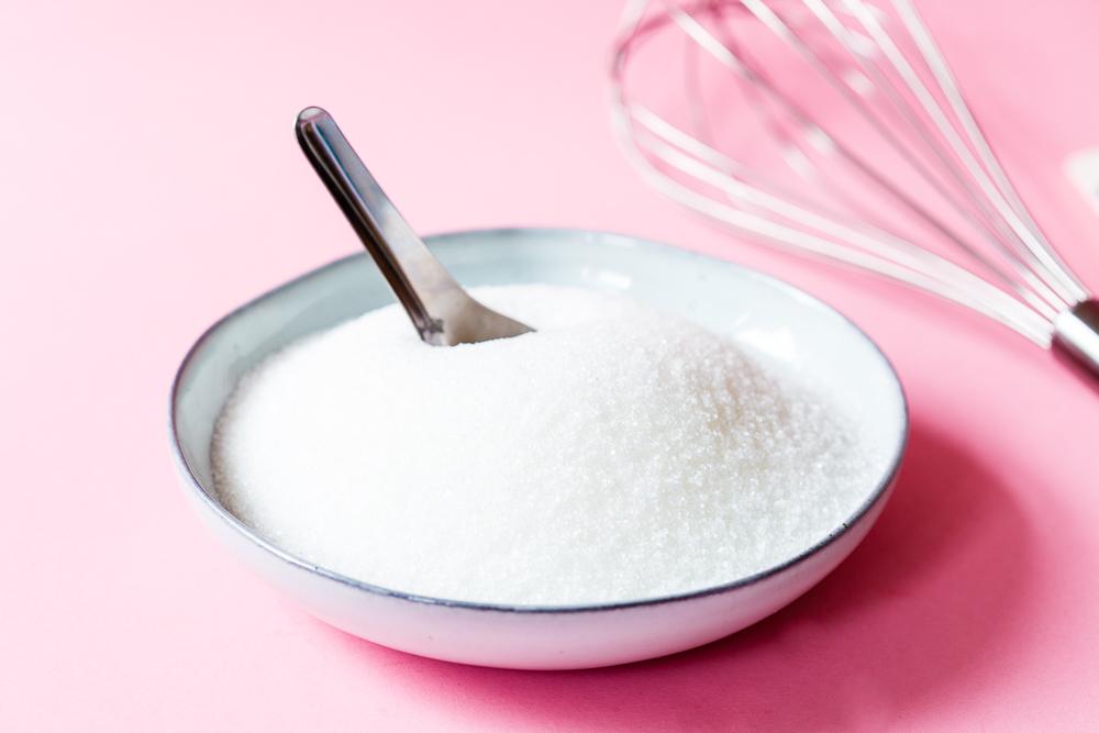 Het verschil tussen alle korrelachtige soorten suiker