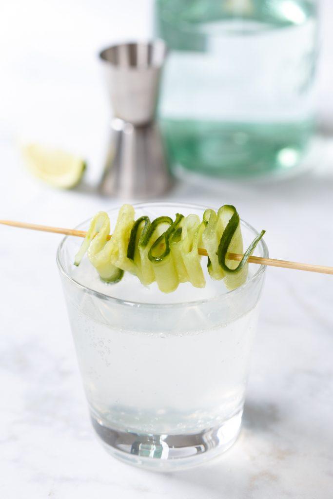 suikervrije cocktail skinny bitch