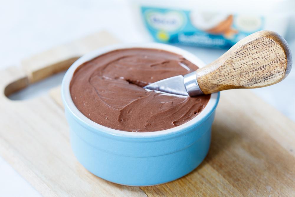 Vegan chocolade'boter'