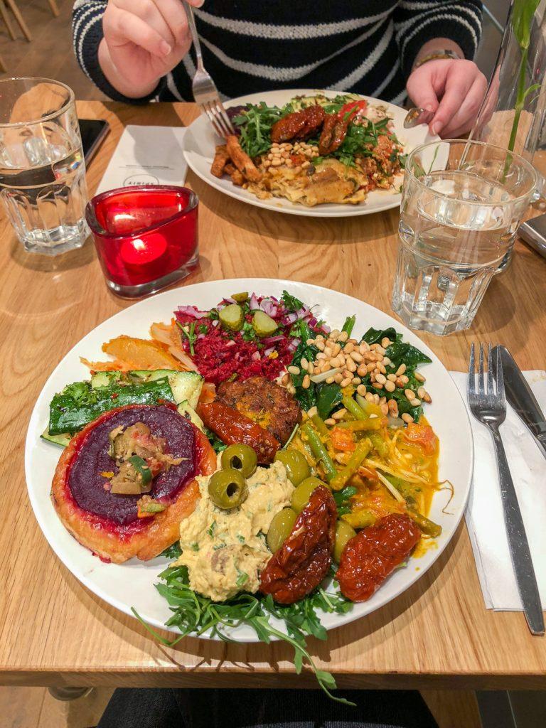 Restaurant Spirit Amsterdam