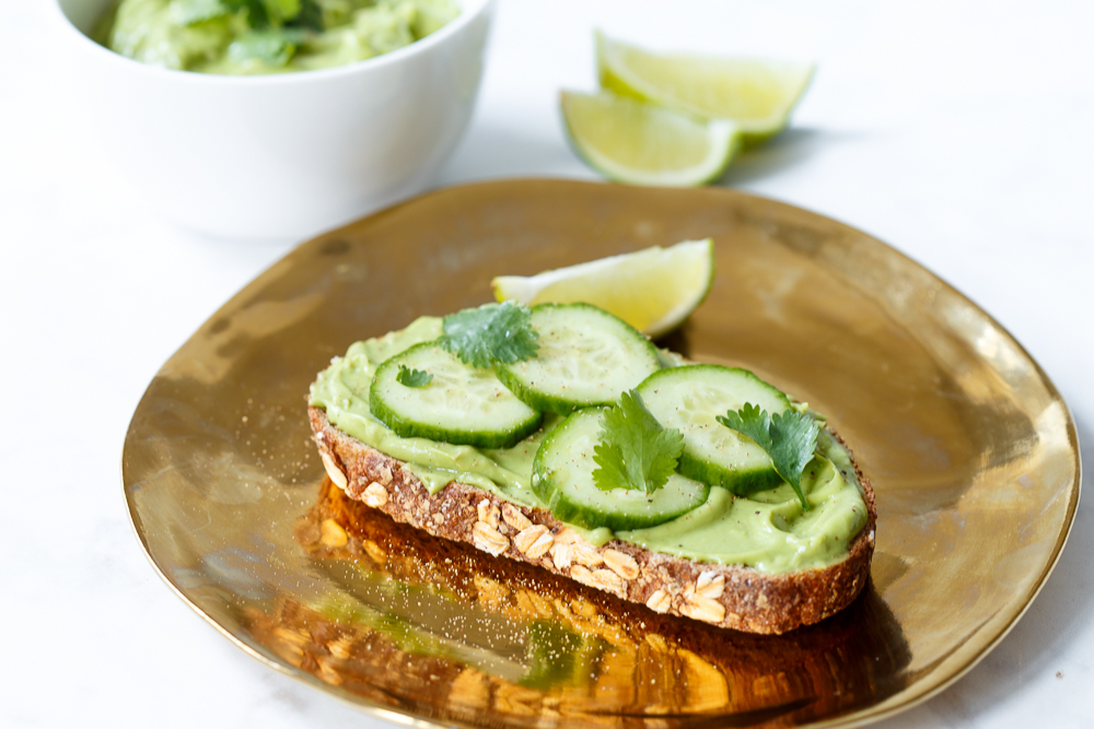 Oosterse Avocadospread