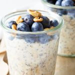 Overnight oats basisrecept